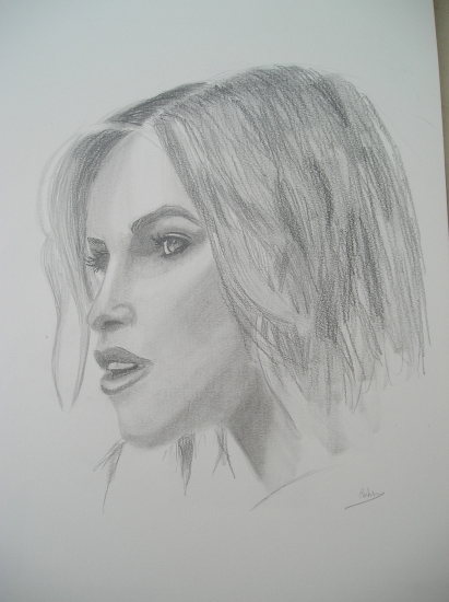 Keira Knightley by rouby